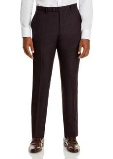John Varvatos Star USA Slim Fit Plaid Suit Pants