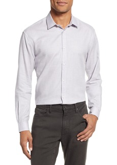 John Varvatos Star USA Slim Fit Solid Dress Shirt