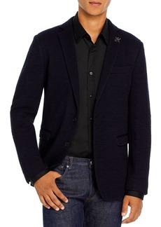 John Varvatos Star USA Slim Fit Varick Textured Jersey Sport Coat