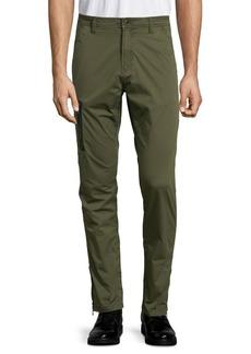 John Varvatos Star U.S.A. Slim-Fit Zip-Pocket Pants