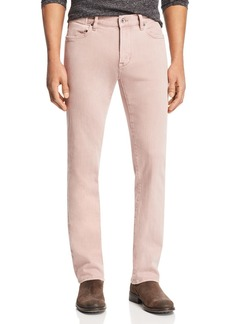 John Varvatos Star USA Slim Straight Fit Jeans in Rose