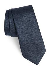 John Varvatos Star USA Solid Cotton & Silk Tie