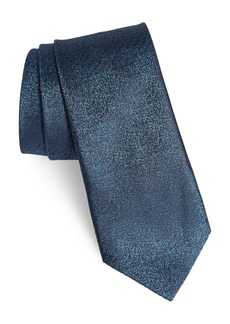 John Varvatos Star USA Solid Silk Tie