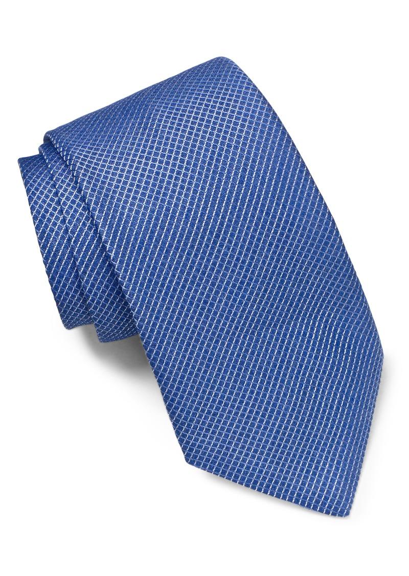 John Varvatos Star USA Solid Silk Tie