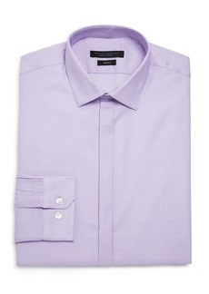 John Varvatos Star USA Solid Slim Fit Dress Shirt