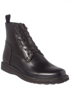 John Varvatos Star U.S.A. Star B Lug Lace Leather Boot