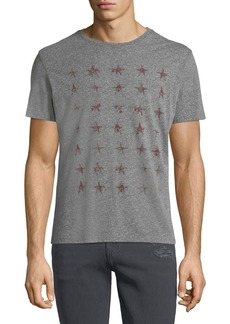 John Varvatos Star Rows Graphic T-Shirt