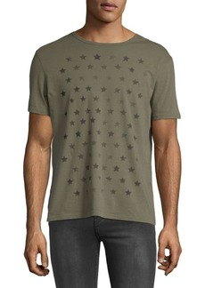 John Varvatos Star U.S.A. Stars Cotton Tee