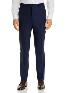 John Varvatos Star USA Street Micro-Check Slim Fit Suit Pants