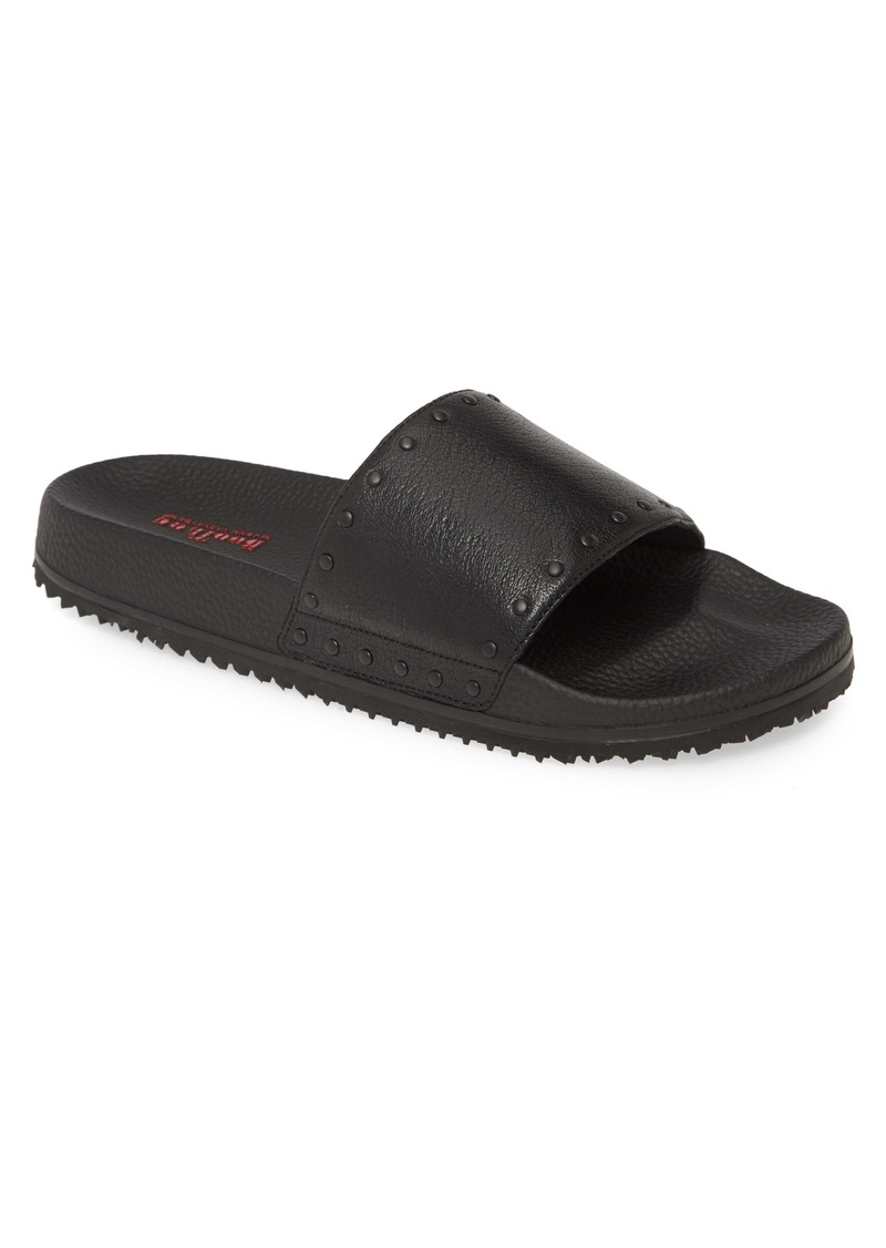 John Varvatos Star USA Studded Slide Sandal (Men)