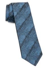 John Varvatos Star USA Subtle Stripe Silk Tie
