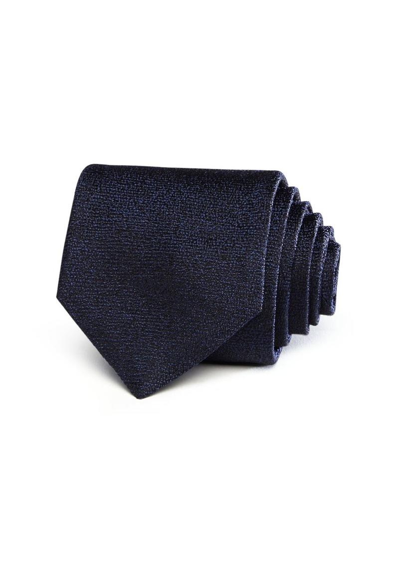 John Varvatos Star USA Textured Classic Tie
