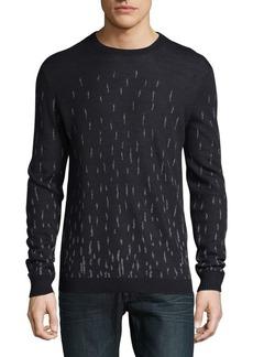 John Varvatos Star U.S.A. Thunder Long Sleeve Sweater