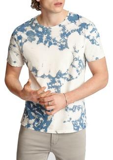 John Varvatos Star USA Tompkins Cotton Tie-Dyed Tee