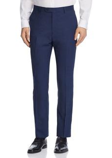John Varvatos Star USA Tonal Micro Check Slim Fit Suit Pants