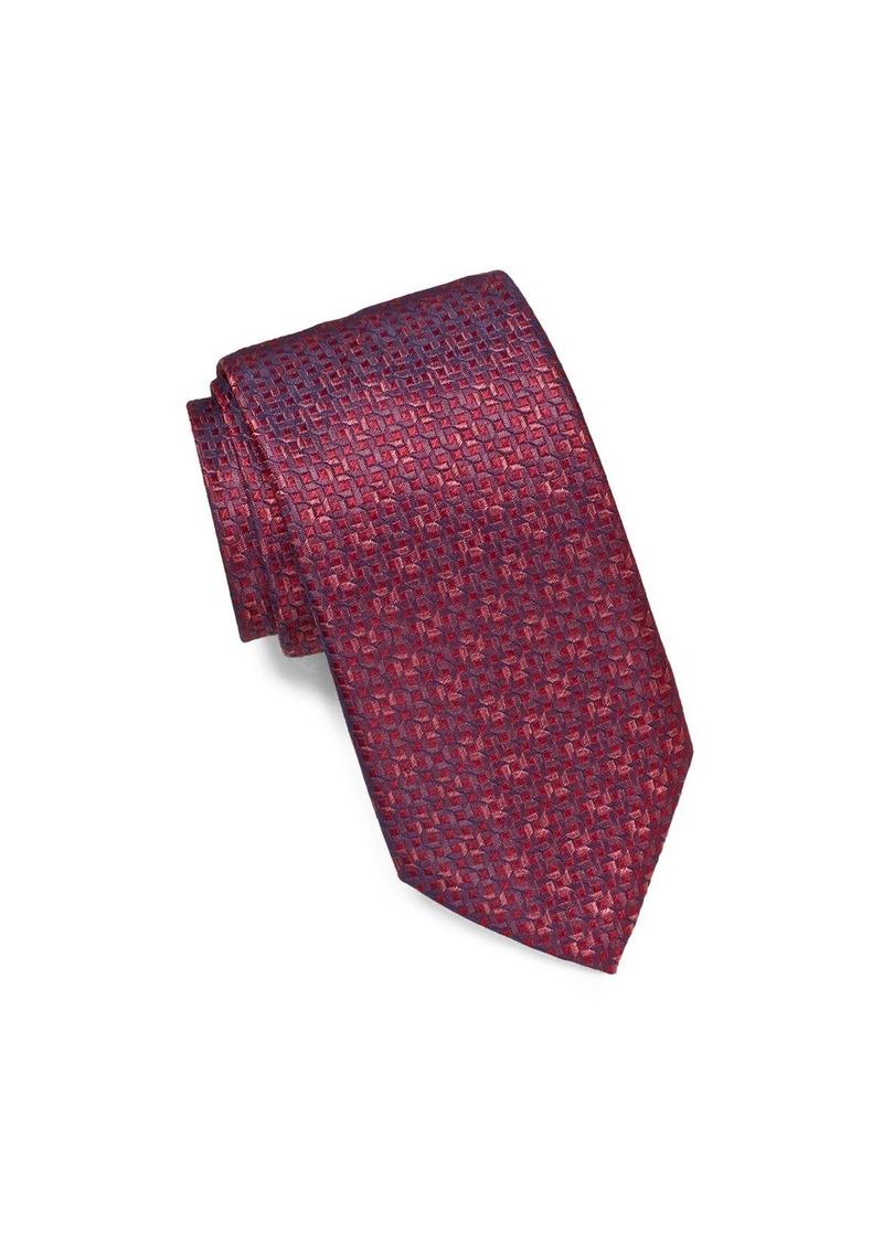 John Varvatos Star USA Tonal Neat Classic Tie