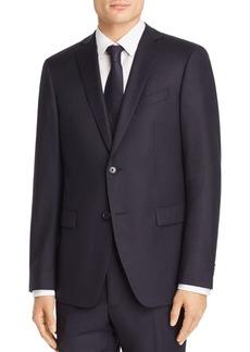 John Varvatos Star USA Tonal Pinstriped Wool Slim Fit Suit Jacket