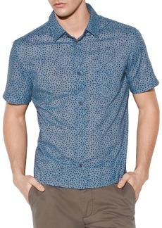 John Varvatos Star USA Trent Short-Sleeve Regular Fit Shirt