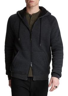 John Varvatos Star U.S.A. Trenton Faux-Fur Lined Hoodie