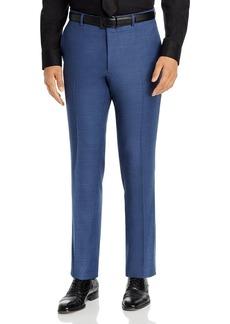 John Varvatos Star USA Street M�lange Solid Slim Fit Suit Pants
