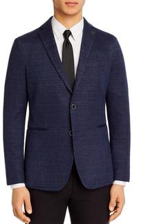 John Varvatos Star USA Varick Windowpane Slim Fit Sport Coat