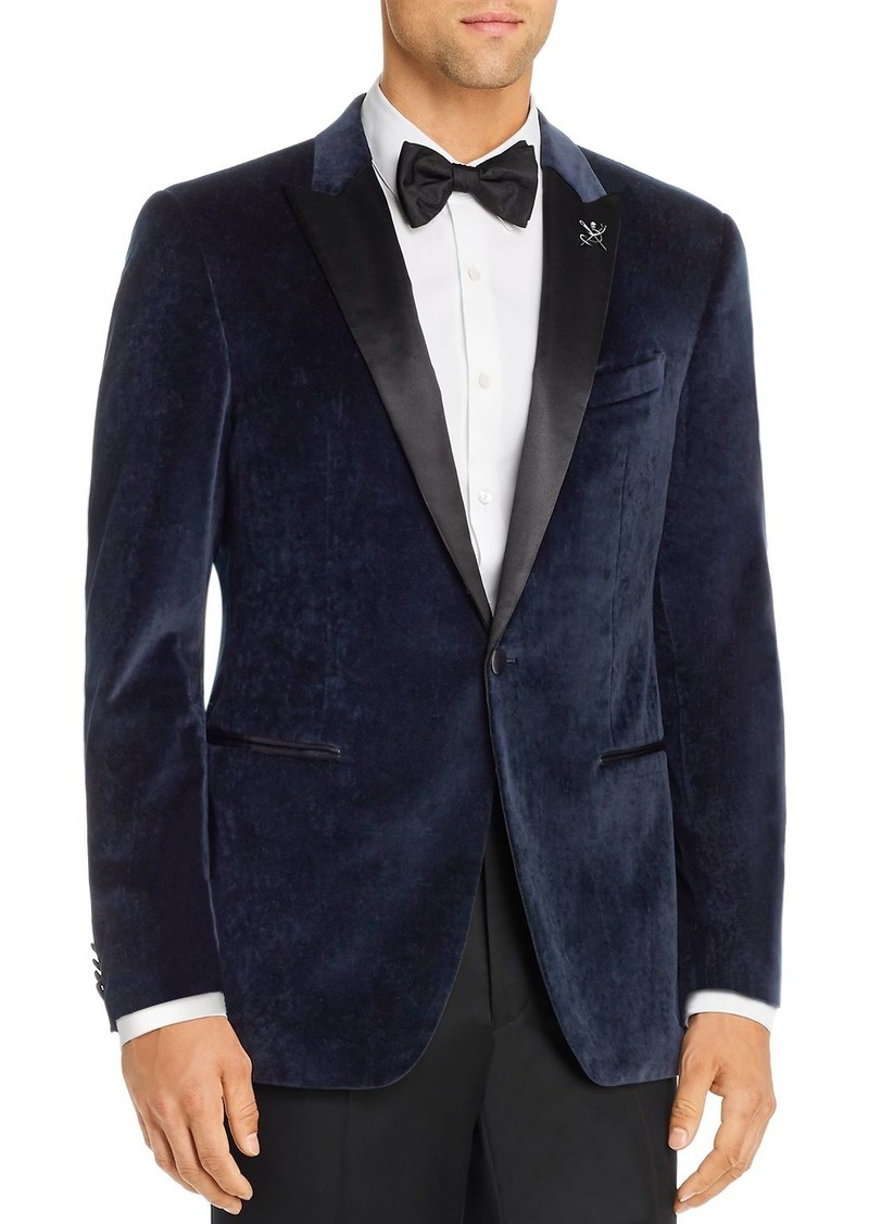 John Varvatos Star USA Velvet Slim Fit Tuxedo Jacket