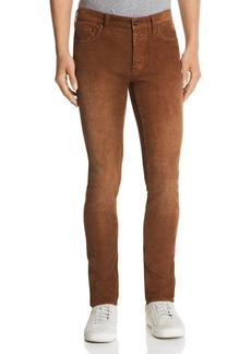 John Varvatos Star USA Wight Skinny Fit Corduroy Pants