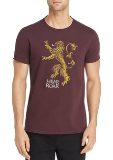 John Varvatos Star USA x Game of Thrones House Lannister Graphic Tee