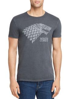 John Varvatos Star USA x Game of Thrones House Stark Graphic Tee