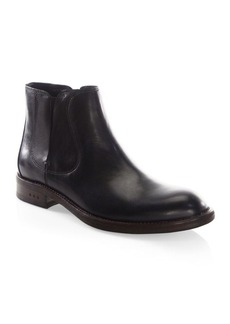 John Varvatos Waverly Covered Chelsea Boots