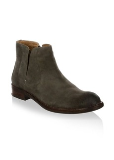 John Varvatos Waverly Covered Leather Chelsea Boots