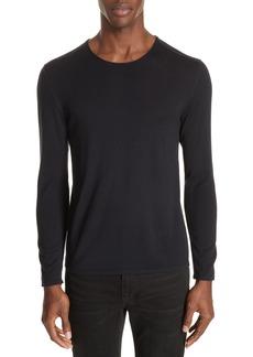 John Varvatos Wool Crewneck Sweater