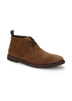 John Varvatos Zander Leather Chukka Boots