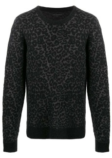 John Varvatos knitted jumper