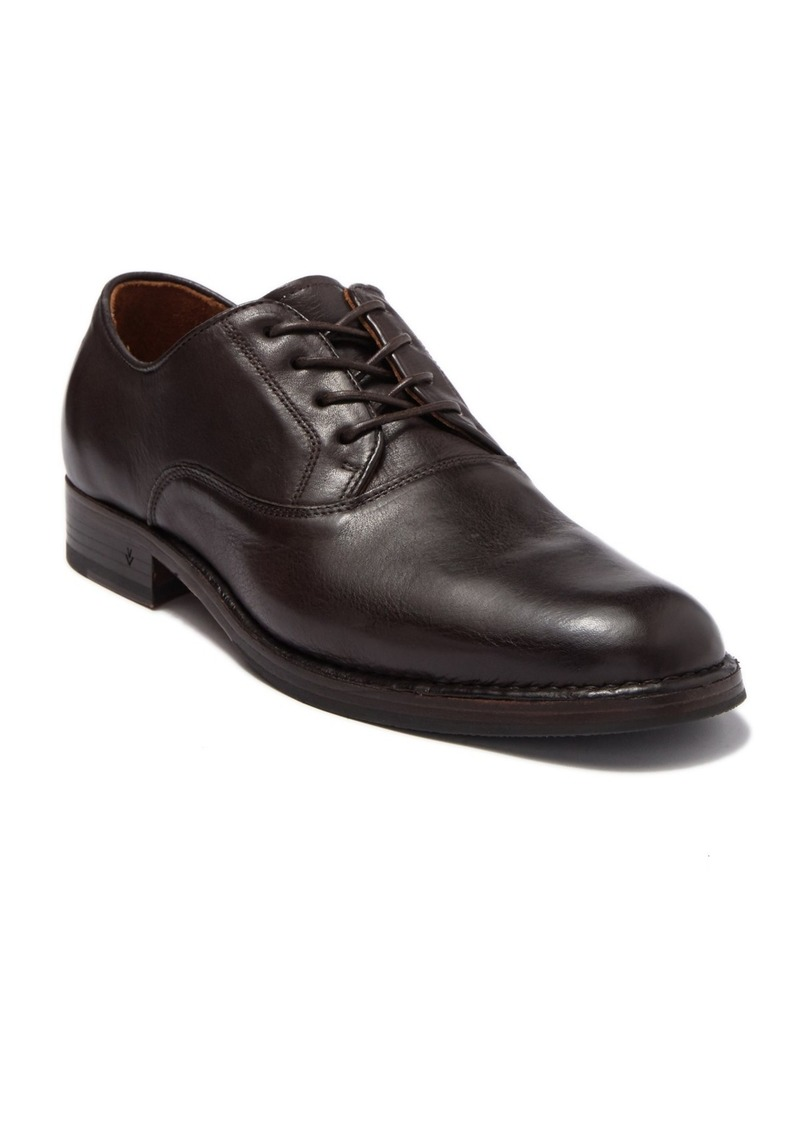 John Varvatos Leather Derby