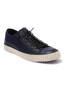 John Varvatos Leather Multilace Sneaker