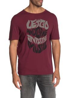 John Varvatos Let Go Graphic T-Shirt