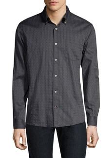 John Varvatos Long Sleeve Button-Down Shirt