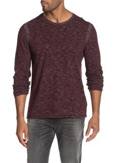 John Varvatos Long Sleeve Knit Sweater
