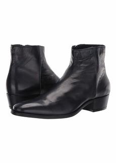 John Varvatos Ludlow Heel Cover Zip Boot
