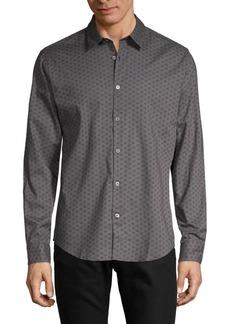 John Varvatos Mayfield Slim-Fit Button-Down Shirt
