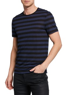 John Varvatos Men's Bailey Striped T-Shirt