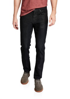 John Varvatos Men's Bowery-Fit Selvedge Jeans