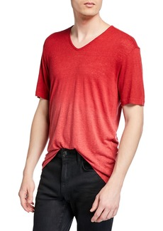 John Varvatos Men's Brayden Dip-Dyed T-Shirt