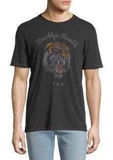 John Varvatos Men's Brooklyn Rumble Graphic T-Shirt