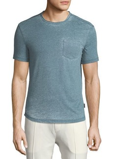 John Varvatos Men's Burnout Jersey T-Shirt