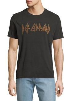 John Varvatos Men's Def Leppard Band Graphic T-Shirt