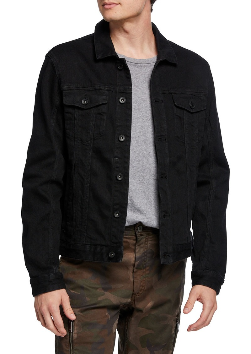 John Varvatos Men's Denim Jacket
