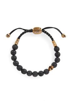 Men's John Varvatos Bead Bracelet