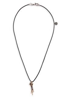 Men's John Varvatos Wrapped Nails Pendant Necklace